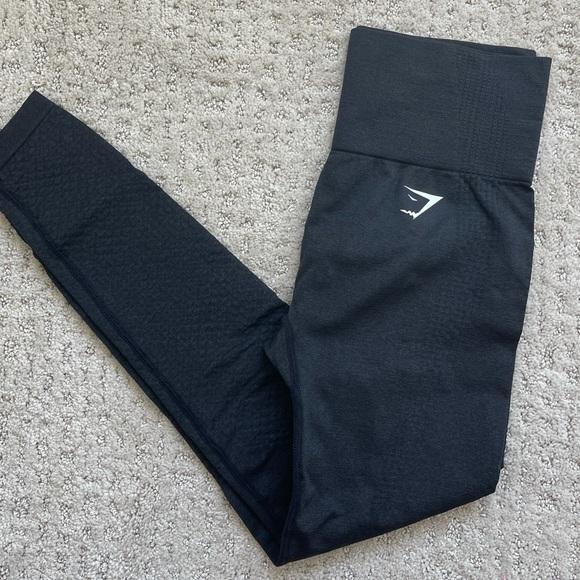 Gymshark Vital Seamless Leggings - Black